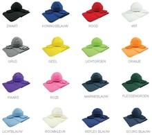 ♣ Goedkope Fleecesets (1 paar handschoenen, 1 muts en 1 sjaal)