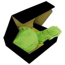 ♣ Fleeceset voor de winter (sjaal, muts, handschoenen)