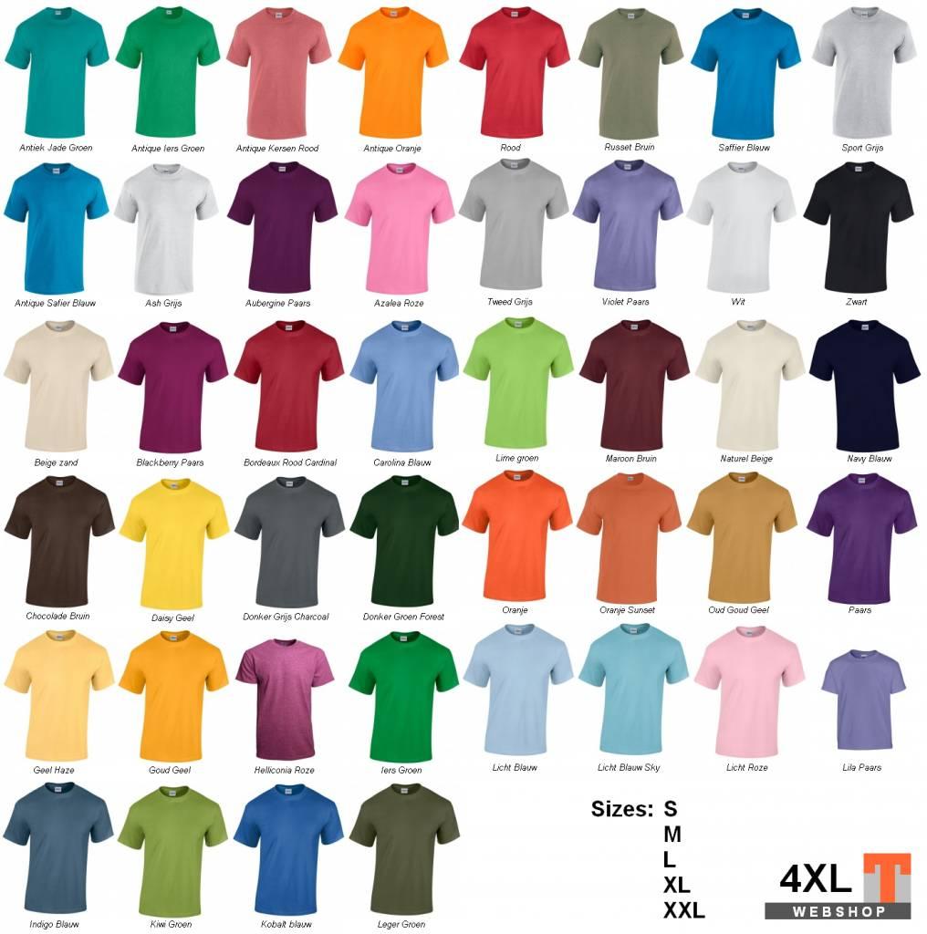 Fair Trade T Shirts Kwaliteit T Shirts In 44 Kleuren