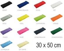 ♣ Badstof gastendoekjes (100% katoen/badstof, afmeting 30 x 50 cm)