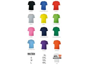♣ Goedkope 100% katoenen witte Unisex T-shirts kopen?