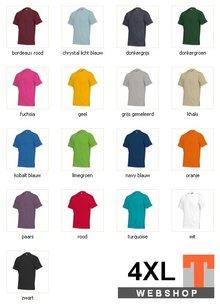 Rom '88 │ Rom '88 UNI kwaliteit T-shirts, 100% gekamd katoen (145 gr/m2)