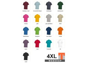 Rom '88 │ Rom '88 UNI kwaliteit T-shirts (145 gr/m2)