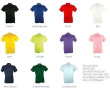 Uniseks 100% katoenen Poloshirts (polo pique)