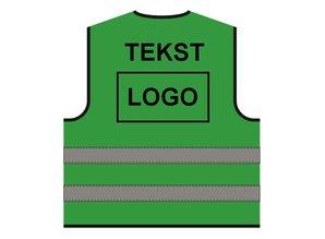 Goedkope groene reflecterende veiligheidshesjes kopen?
