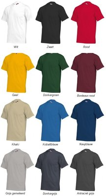 Rom '88 │ Rom '88 UNI kwaliteit T-shirts, 100% gekamd katoen (190 gr/m2)