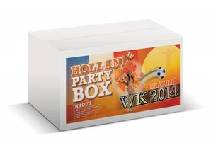 Funny Holland collectie 2018 │ Oranje Holland fun Party Box WK 2014 kopen?