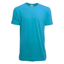 Moderne heren T-shirts (bodyfit) met ronde hals en korte mouw