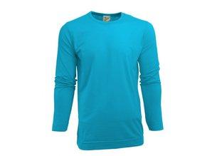 Heren T-shirts met lange mouw en ronde hals (bodyfit) kopen? Bij ons kunt u moderne heren T-shirts met lange mouwen en ronde hals (bodyfit) in een supermooie kwaliteit kopen en direct online bestellen. Keuze uit maten: S, M, L, XL, XXL en 3XL.