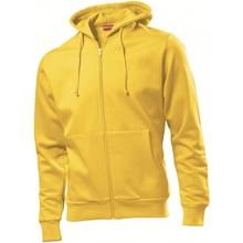 Hooded Vest! Hooded vesten met lange doorlopende rits, getailleerd, 2 steekzakken en capuchon