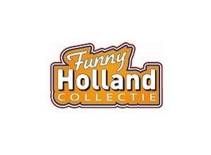 Funny Holland collectie 2017 │ Drakenhoed met belletjes