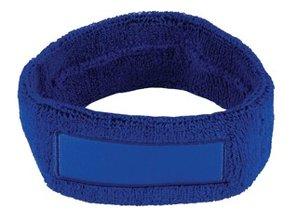 ♣ Goedkope badstof kobaltblauwe elastische hoofdbanden kopen? Bij ons kunt u goedkope kobaltblauwe hoofdbanden kopen en laten voorzien van een borduring of bedrukking van een logo, embleem en/of tekst. Onze kobaltblauwe hoofdbanden zijn gemaakt van badstof