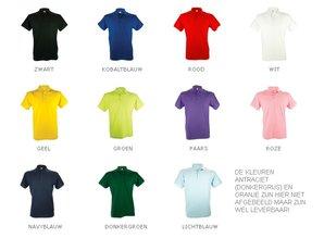 ♣ Poloshirts bedrukken? Poloshirts met tekst en/of logo?