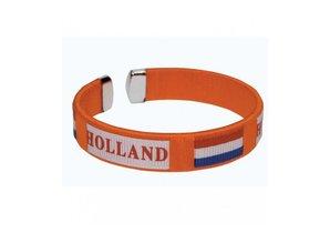 Funny Holland collectie 2018 │ Goedkope oranje armbanden in typische Hollandse kleuren!