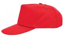 ♣ Katoenen Baseballcaps in een volwassen maat (met verstelbare plastic sluiting)
