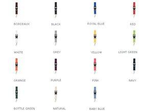 ♣ Keycords! Lanyards in de kleur donkerblauw/navy