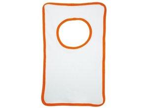 ♣ Kinder Slabbetjes (kwaliteit 220 gr/m2, cotton jersey)