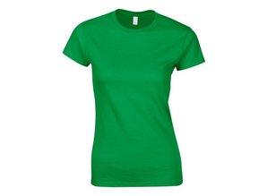 ♣ Fair Trade dames T-shirts (slank gesneden)