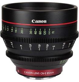 Canon CN-E 85mm T1.3 L F EF Mount Cine Lens