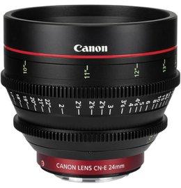 Canon CN-E 24mm T1.5 L F EF Mount Cine Lens