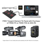Tangent Devices Free Element TK Panel with F5/F55 & AXS-R5 order