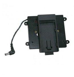 TVlogic BB-058S (BB058S) SONY Battery Bracket for the VFM-058W