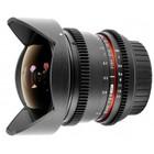 Samyang 8mm T3.8 VDSLR CSII Nikon Diagonal Fisheye