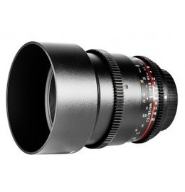 Samyang 85mm T1.5 AS UMC VDSLR Canon