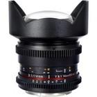 Samyang 14mm T3.1 ED AS IF UMC VDSLR Nikon