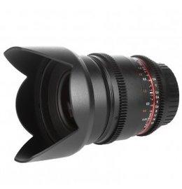 Samyang 16mm T2.2 ED AS UMC CS Sony A VDSLR