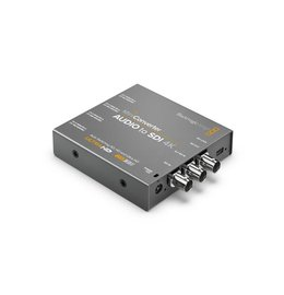 Blackmagic Design Mini Converter Audio to SDI 4K