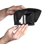 "Sachtler Mini Hood for 3.5"" (16:9) - SA1009"