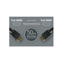 Atomos Full HDMI - Full HDMI Coiled 50/65 cm