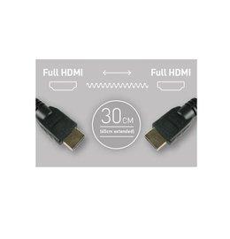 Atomos Full HDMI - Full HDMI Coiled 30/45 cm