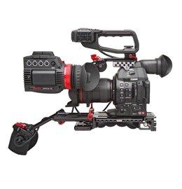 Canon C100 Mark II w/ Gratical HD Recoil Rig