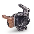 Tilta ES-T17-A SONY A7 Series Cage Wooden Handgrip