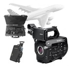 Sony PXW-FS7 + Peli 1510 Cabin Luggage Case