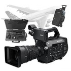 Sony PXW-FS7K + Peli 1510 Cabin Luggage Case