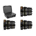 Veydra Mini Primes 3 Lens Kit 25/35/50 E-Mount
