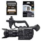 Sony PXW-FS5K w/ 2x 64GB SDXC