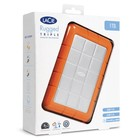 LaCie Rugged triple-2TB - FW800 / USB 3.0