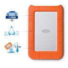 LaCie Rugged Mini - HDD - 2TB