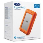LaCie Rugged RAID - HDD - 4 TB - USB 3.0/Thunderbolt