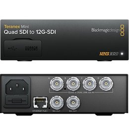 Blackmagic Design Teranex Mini - Quad SDI to 12G-SDI