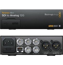 Blackmagic Design Teranex Mini - SDI to Analog 12G