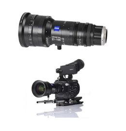 Promo Package PXW-FS7 + Zeiss Lens