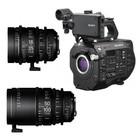 Sony FS7M2 Sigma Dual Cine Zoom Bundle
