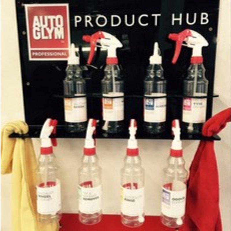 Autoglym Professional Werkstation incl. flessen