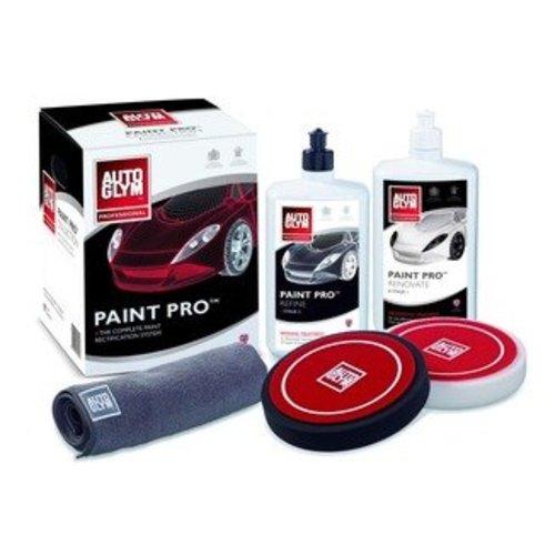 Autoglym Professional Paint Pro Kit