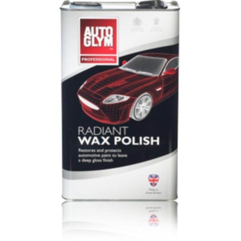 Autoglym Professional Radiant Wax Polish 5 ltr